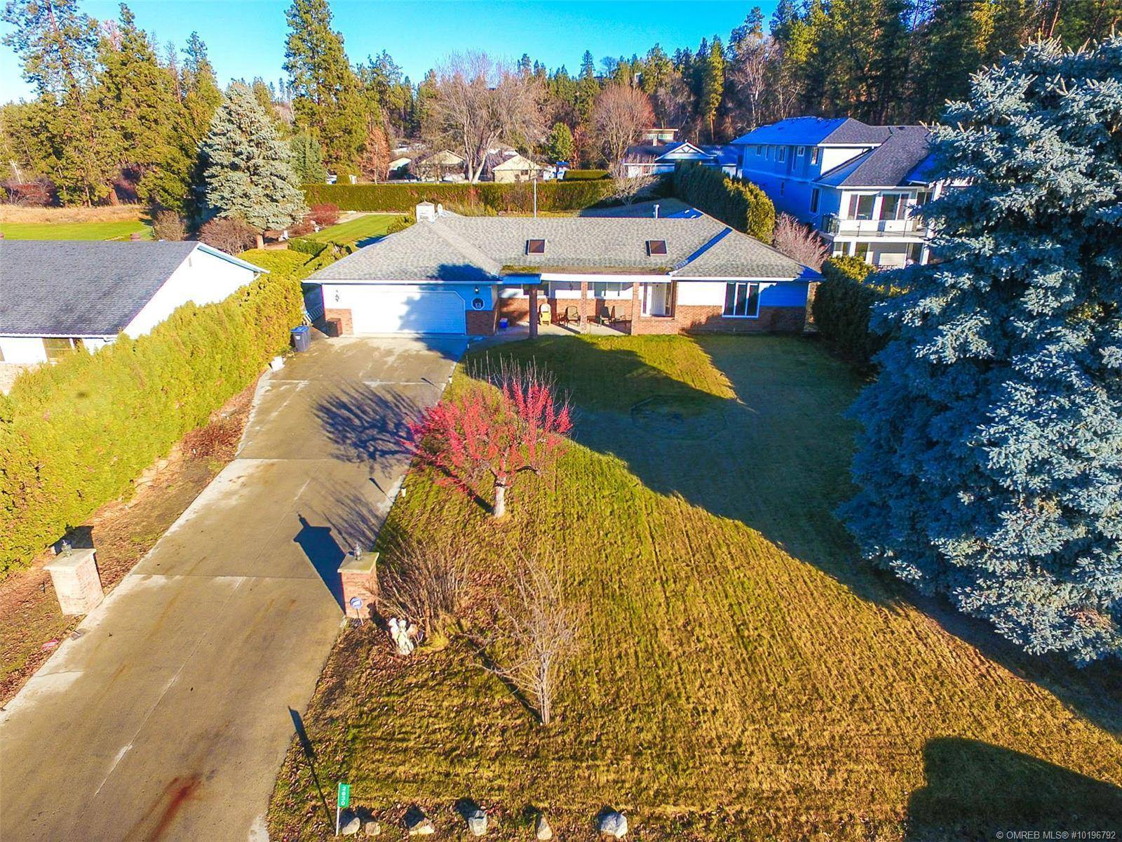 House for sale at 2630 Johnson Rd Kelowna British Columbia - MLS: 10196792
