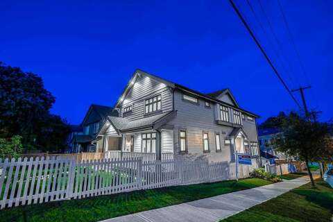 Townhouse for sale at 2630 Lakewood Dr Vancouver British Columbia - MLS: R2466673