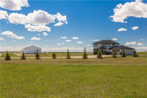 House for sale at 263045 Township Road 224  Rural Wheatland County Alberta - MLS: C4288871