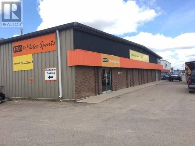 Commercial property for lease at 2631 Faithful Ave Saskatoon Saskatchewan - MLS: SK779045