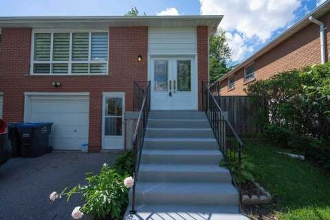 Townhouse for sale at 2631 Sherhill Drive Dr Mississauga Ontario - MLS: W4863343