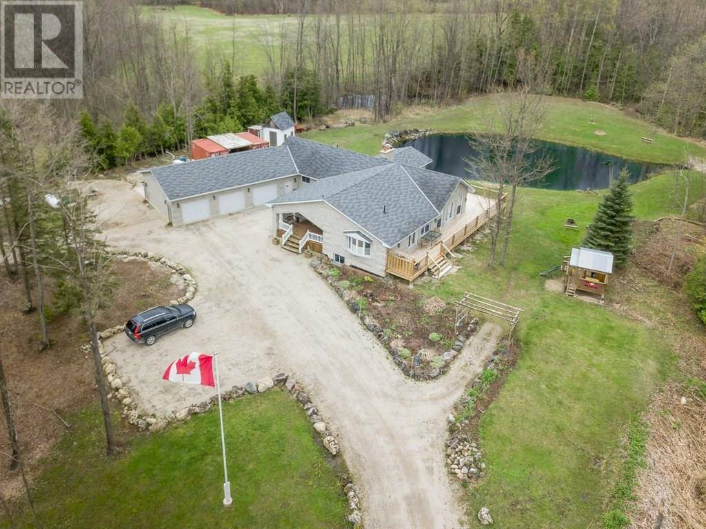 House for sale at 263168 Wilder Lake Rd Durham Ontario - MLS: 30718661