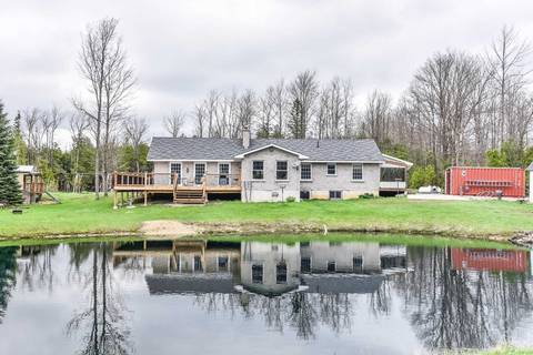 House for sale at 263168 Wilder Lake Rd Southgate Ontario - MLS: X4431297