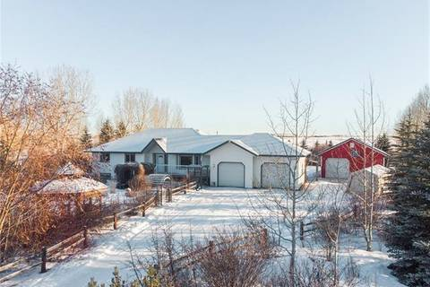 House for sale at 263196 Butte Hills Wy Rural Rocky View County Alberta - MLS: C4281134