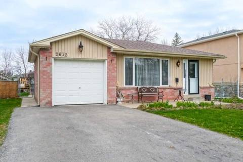 House for sale at 2632 Bromsgrove Rd Mississauga Ontario - MLS: W4728516