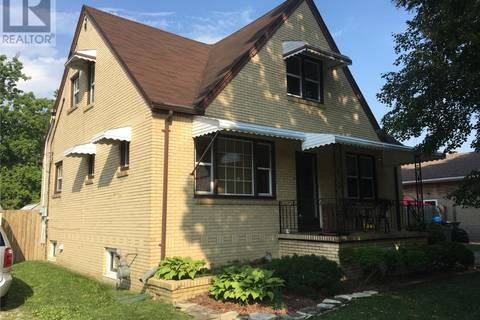 Townhouse for sale at 2632 Chandler  Windsor Ontario - MLS: 19021856