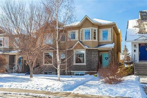 Townhouse for sale at 2633 26 St Southwest Calgary Alberta - MLS: C4286335