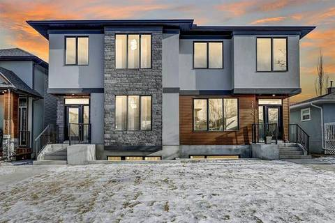 Townhouse for sale at 2634 35 St Southwest Calgary Alberta - MLS: C4243019