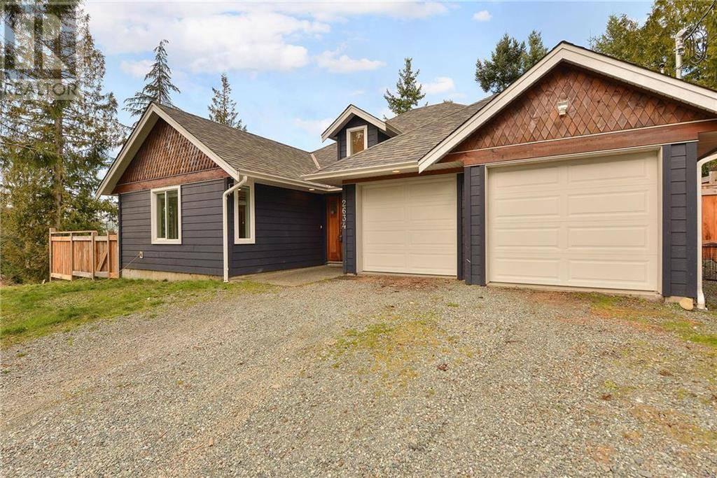 House for sale at 2634 Kia Cres Shawnigan Lake British Columbia - MLS: 421041