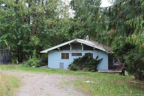 House for sale at 2634 Vickers Tr Anglemont British Columbia - MLS: 10168703
