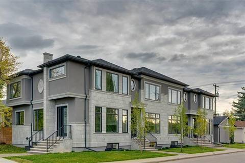 Townhouse for sale at 2636 23 Ave Southwest Calgary Alberta - MLS: C4241847