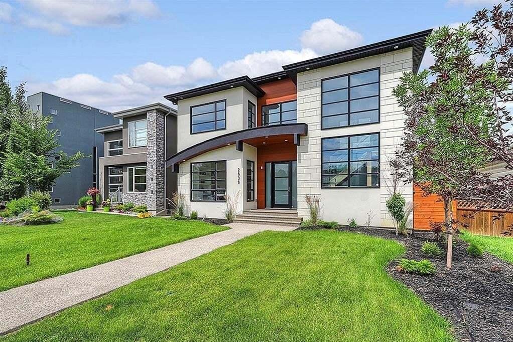 House for sale at 2636 5 Av NW West Hillhurst, Calgary Alberta - MLS: C4258705