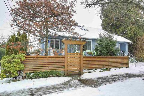 Townhouse for sale at 2636 St. Catherines St Vancouver British Columbia - MLS: R2342289
