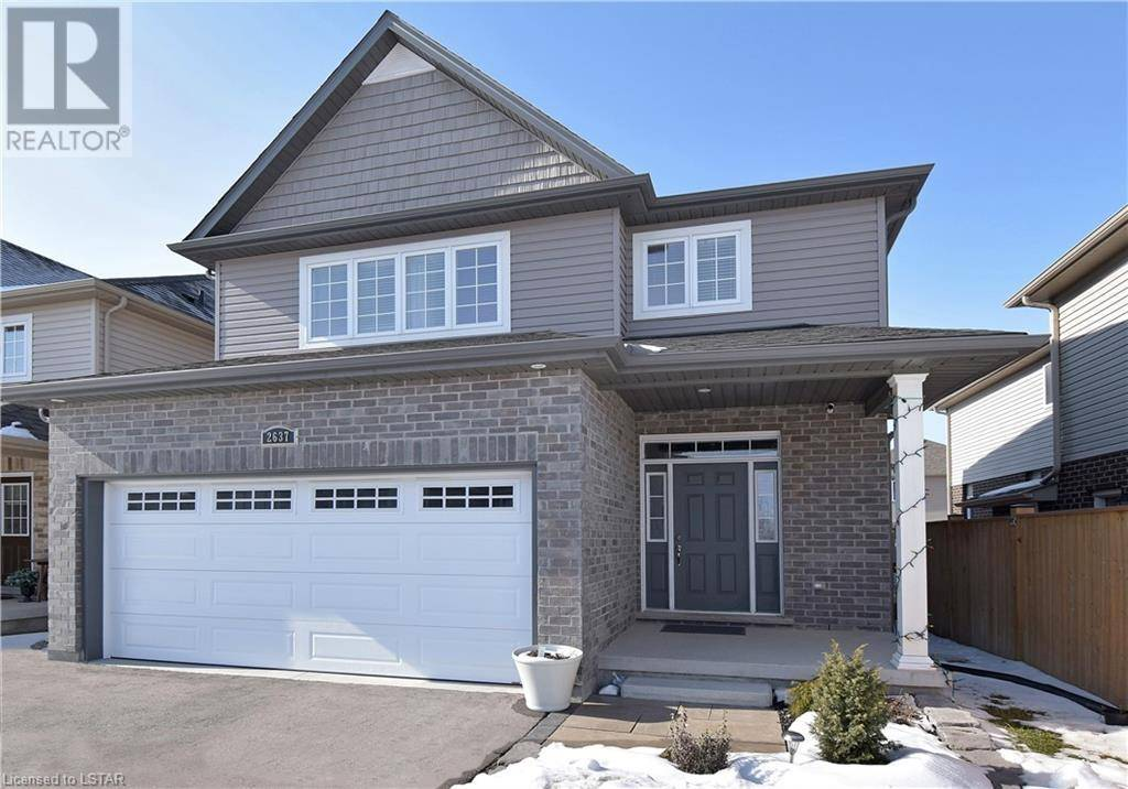 House for sale at 2637 Asima Dr London Ontario - MLS: 245093
