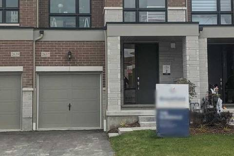 Townhouse for rent at 2637 Cerise Manor Ct Pickering Ontario - MLS: E4662474