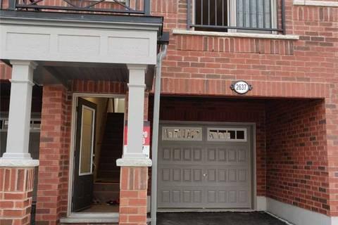Townhouse for rent at 2637 Eaglesham Path Oshawa Ontario - MLS: E4648479