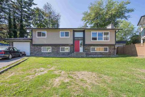 House for sale at 2637 Macbeth Cres Abbotsford British Columbia - MLS: R2399465