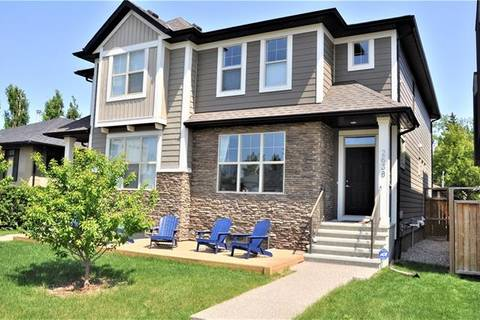 Townhouse for sale at 2638 31 St Southwest Calgary Alberta - MLS: C4245153