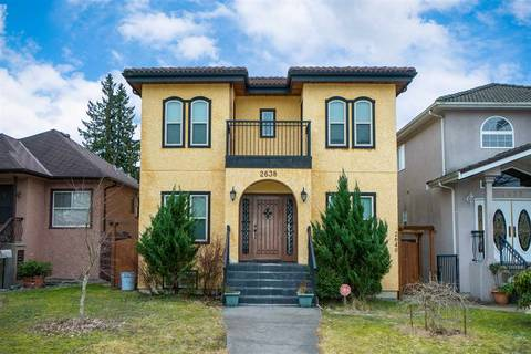 House for sale at 2638 Charles St Vancouver British Columbia - MLS: R2338523
