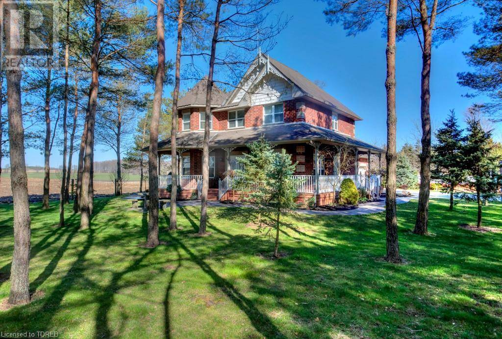 House for sale at 263871 Prouse Rd Oxford County Ontario - MLS: 256202