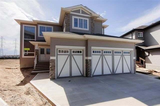 House for sale at 2639 17 Av NW Edmonton Alberta - MLS: E4217674