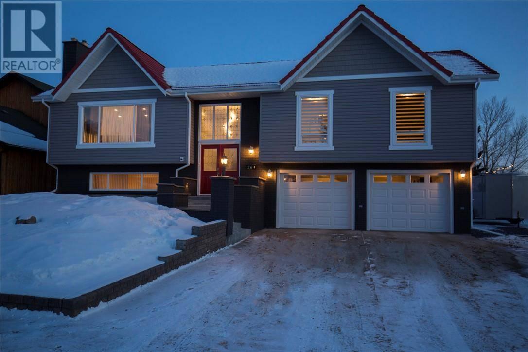 House for sale at 264 Barrett Dr Red Deer Alberta - MLS: ca0188744