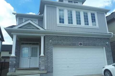 House for sale at 264 Buttonbush St Waterloo Ontario - MLS: X4853133