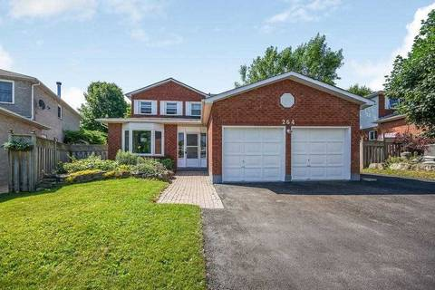 House for sale at 264 Edenwood Cres Orangeville Ontario - MLS: W4507803
