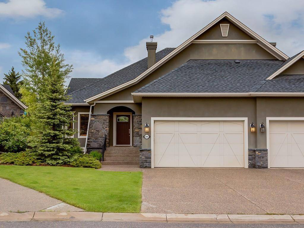 Townhouse for sale at 264 Elbow Rdge Elbow Valley, Rural Rocky View County Alberta - MLS: C4254902