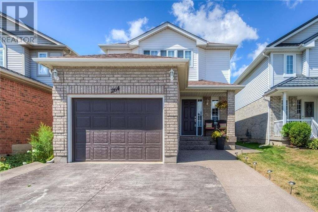 House for sale at 264 Gatehouse Dr Cambridge Ontario - MLS: 30828051