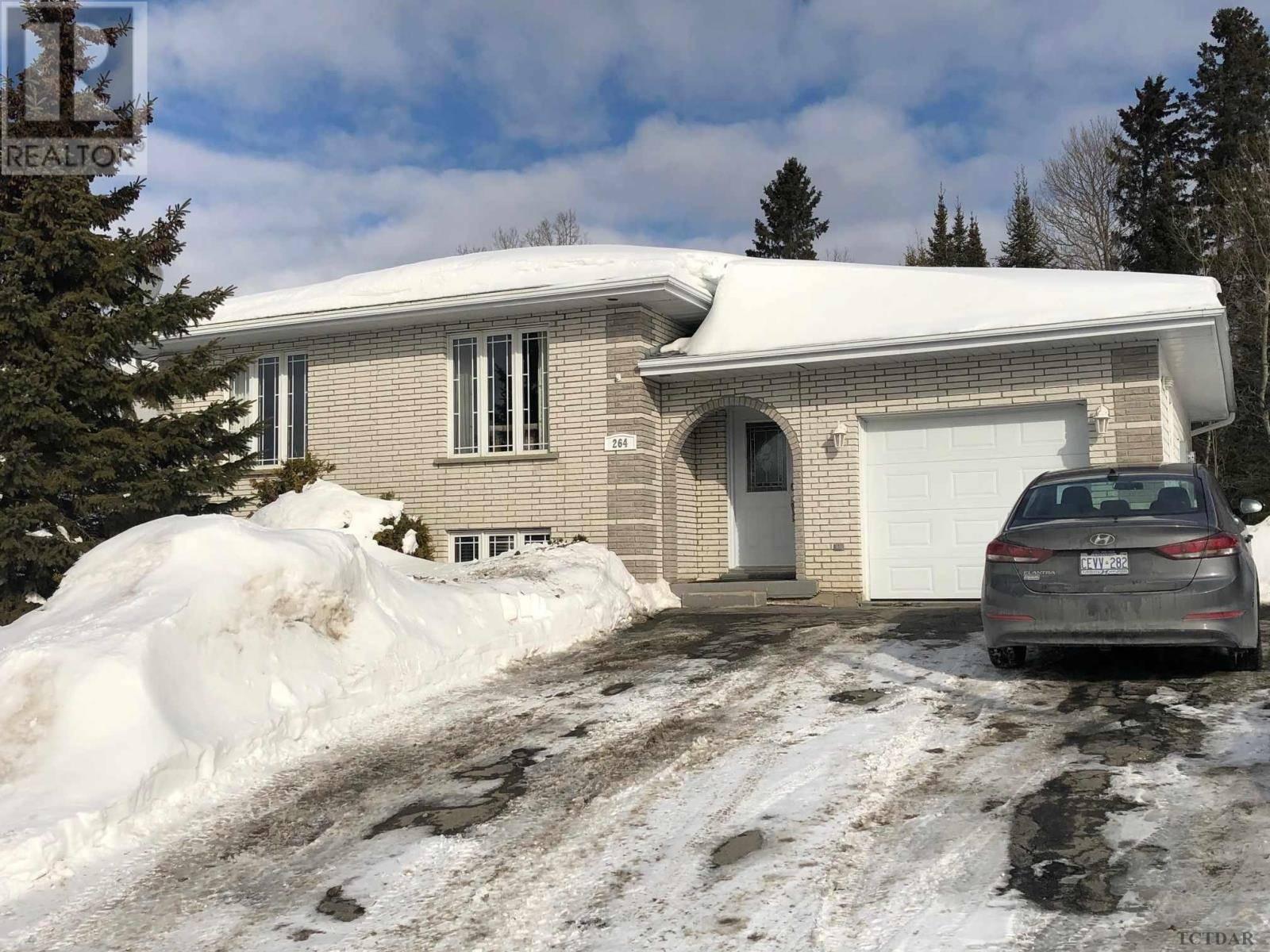 House for sale at 264 Jv Bonhomme Blvd Timmins Ontario - MLS: TM200414