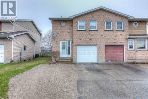 Residential property for sale at 264 Kensington Ave Ingersoll Ontario - MLS: 188253