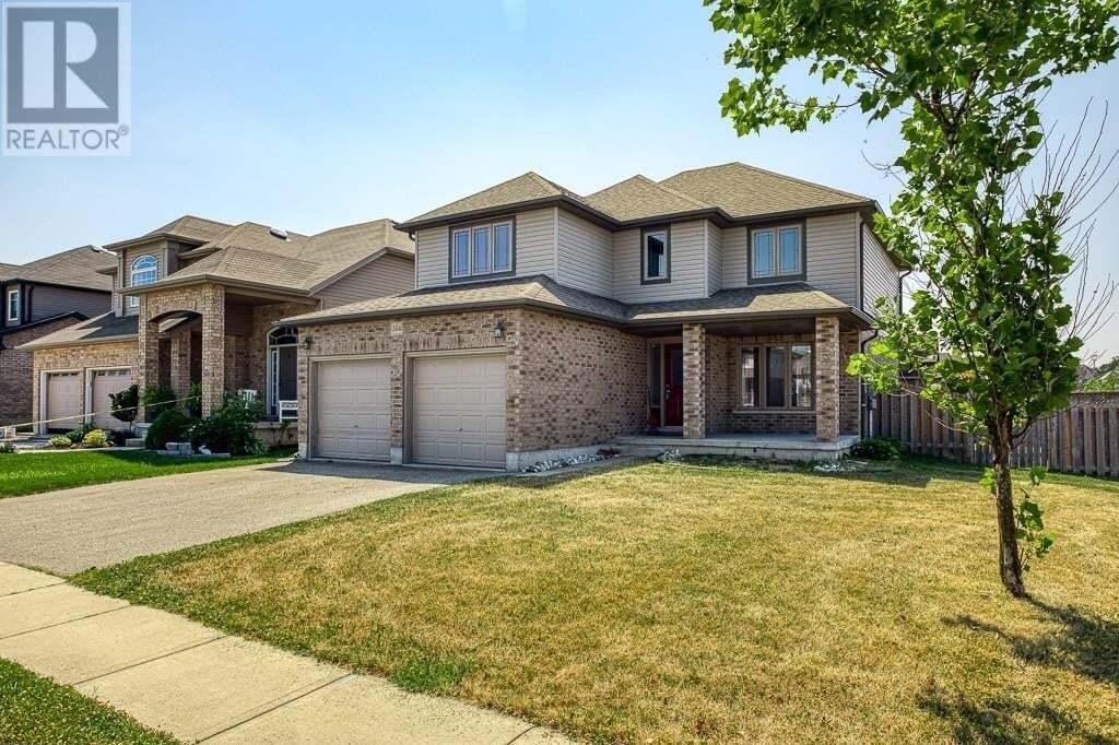 House for sale at 264 Munnoch Blvd Woodstock Ontario - MLS: 30821023