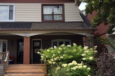 Townhouse for rent at 264 Scarborough Rd Toronto Ontario - MLS: E4540283