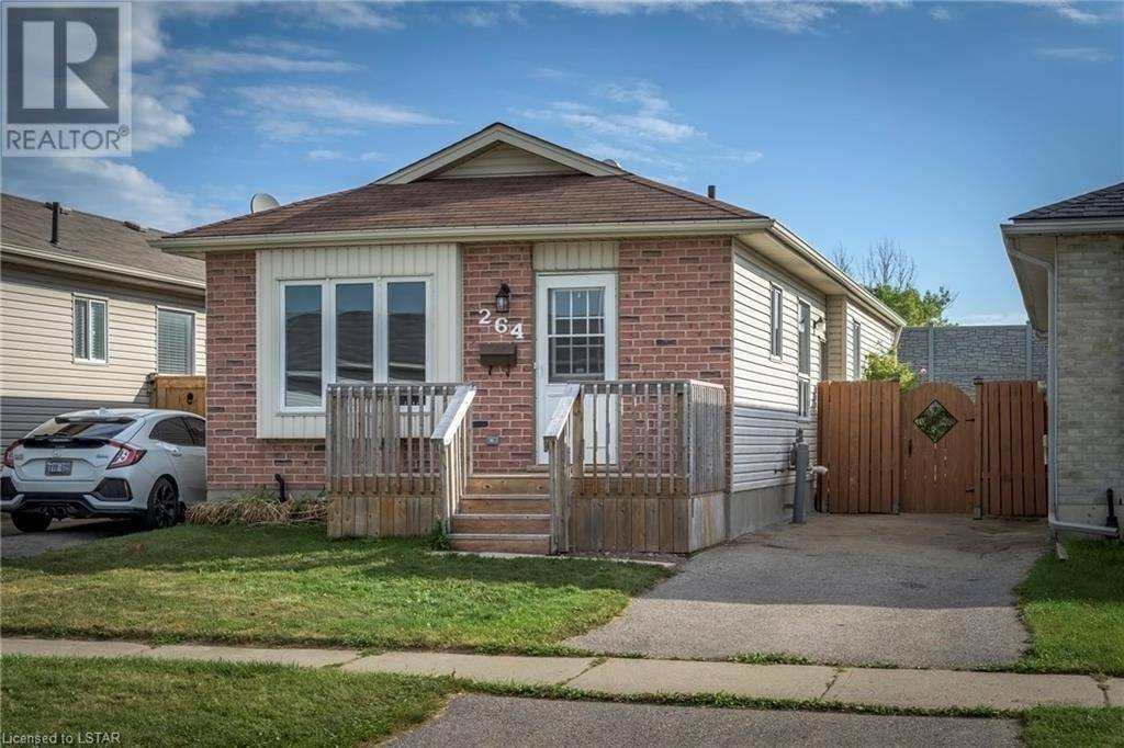 House for sale at 264 Simpson Cres London Ontario - MLS: 224713