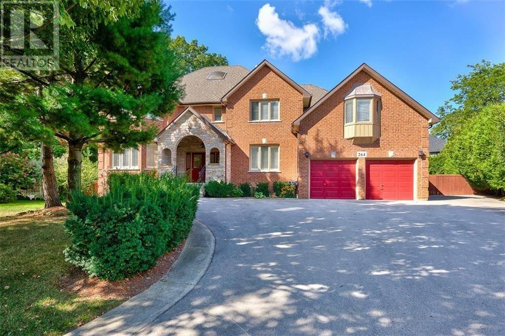 House for sale at 264 Vinova Ct Oakville Ontario - MLS: 30769069