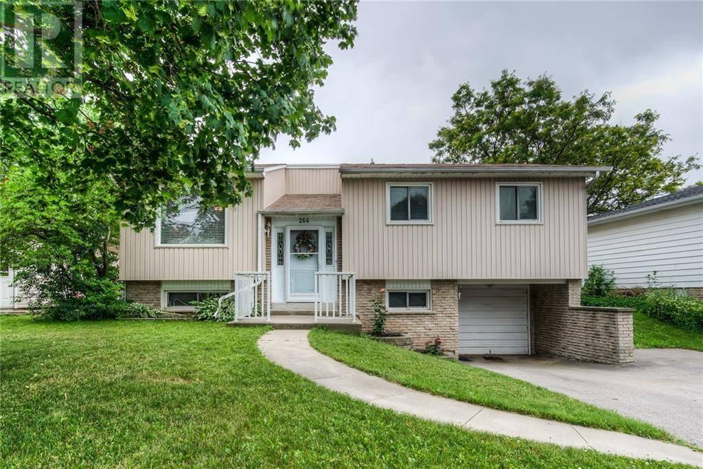 House for sale at 264 Winston Blvd Cambridge Ontario - MLS: 30765058