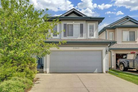 House for sale at 2640 Marion Pl Sw Edmonton Alberta - MLS: E4161964