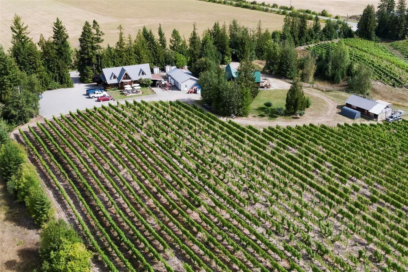 Commercial property for sale at 2640 Skimikin Rd Tappen British Columbia - MLS: 10190641