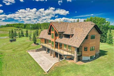 House for sale at 264010 Big Hill Springs Ct Rural Rocky View County Alberta - MLS: C4291980