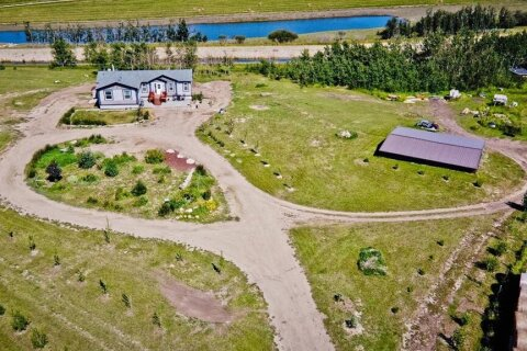 House for sale at 264044 Rge  264 Rd W Rural Rocky View County Alberta - MLS: A1022794