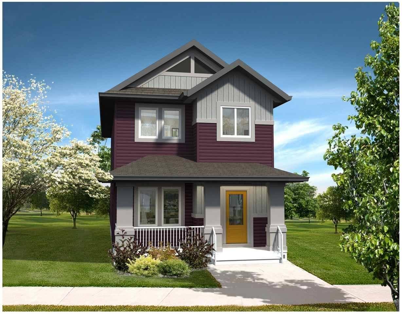 House for sale at 2642 Chokecherry Ln Sw Edmonton Alberta - MLS: E4176461