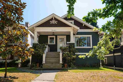 House for sale at 2642 Oxford St Vancouver British Columbia - MLS: R2397968