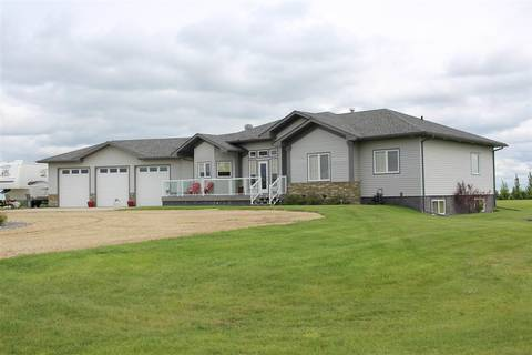 House for sale at 26425 Twp  Rural Sturgeon County Alberta - MLS: E4152148