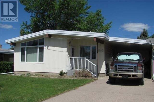 House for sale at 2643 21 Ave South Lethbridge Alberta - MLS: LD0194345