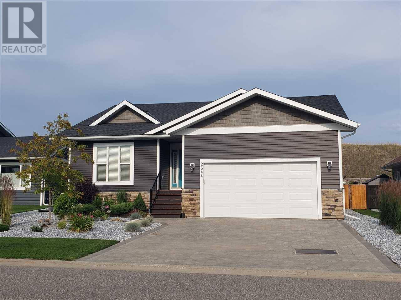 House for sale at 2644 Links Dr Prince George British Columbia - MLS: R2394053