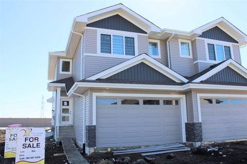Townhouse for sale at 2645 12 Ave Nw Edmonton Alberta - MLS: E4150088