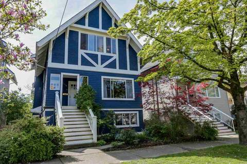 House for sale at 2646 7th Ave W Vancouver British Columbia - MLS: R2370263