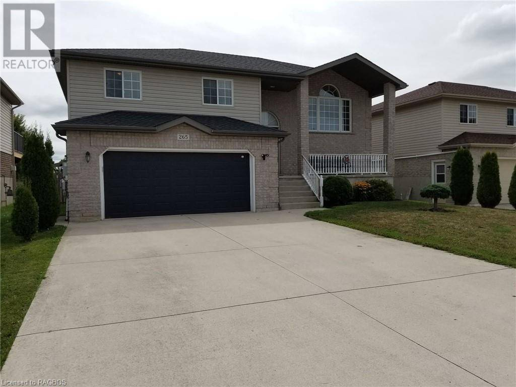 House for sale at 265 16th Avenue Cres Hanover Ontario - MLS: 221573