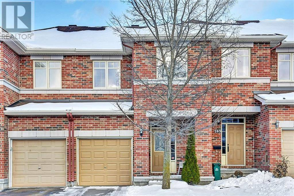 Townhouse for sale at 265 Badgeley Ave Kanata Ontario - MLS: 1175619
